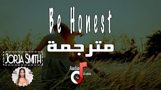 مترجمة (Jorja Smith - Be Honest feat.(Burna Boy