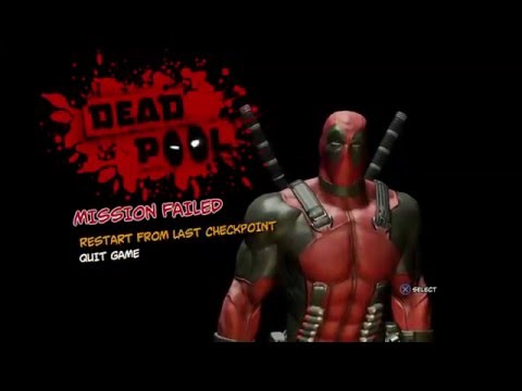 Dead Pool - hard -2  bleeding