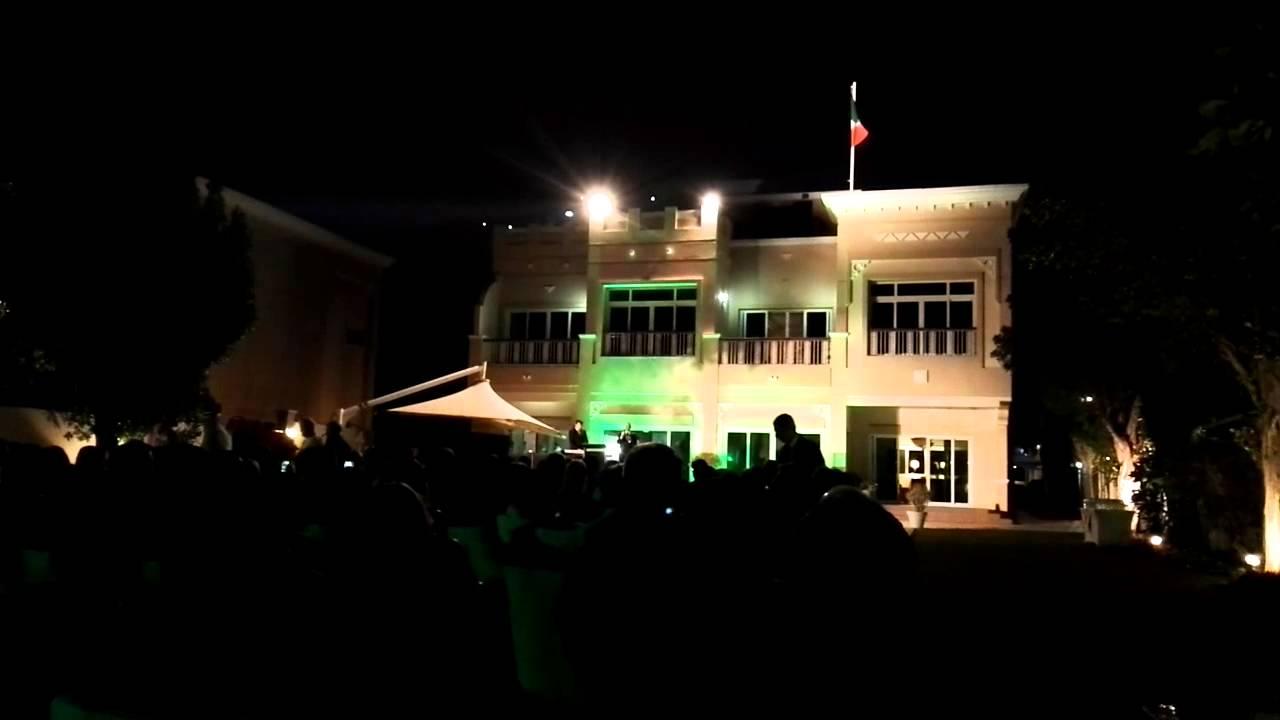 Irish Embassy Abu Dhabi Male Solo Singing YouTube - Map us embassy abu dhabi