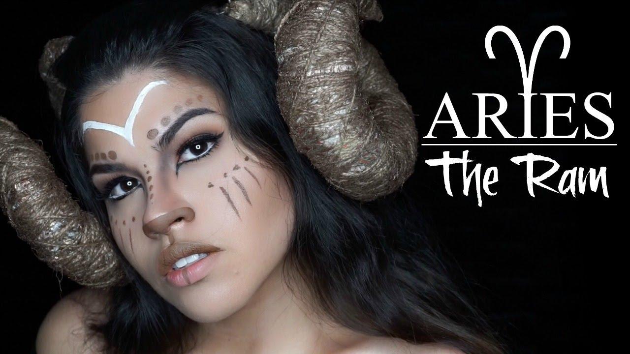 Aries makeup