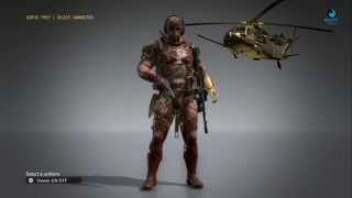 Parasite Suit + All Skills - Metal Gear Solid 5 Phantom Pain