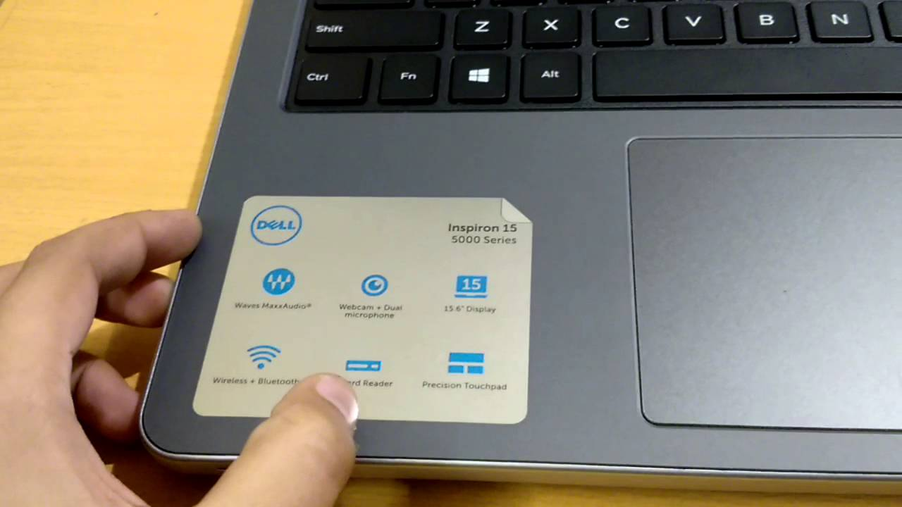 Dell Inspiron 15-5558 initial impressions and build quality