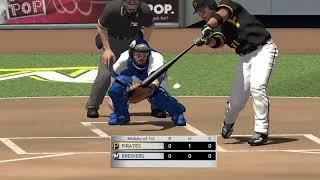 MLB 2K10 PC Gameplay Pirates vs Brewers
