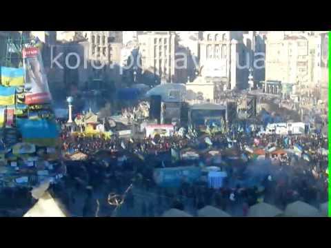 Пісні Євромайдану (kolo.poltava.ua)
