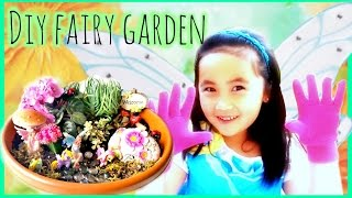 Diy Fairy Garden Feature My Little Pony Hello Kitty Lps