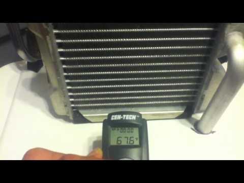 Peltier Air Conditioner Diy No Ice Cubes Doovi