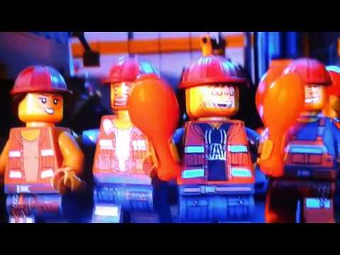PART 2 THE LEGO MOVIE MOVIE Mistakes
