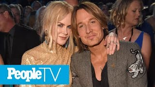 Nicole Kidman And Keith Urban's Adorable Love Story | PeopleTV