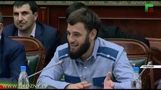 В Грозном обсудили вопросы подготовки праздничных мероприятий ко Дню города