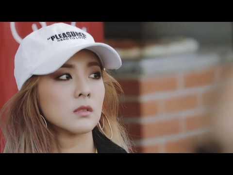 BIGBANG - GIRLFRIEND ft Sandara Park [M/V] - Daragon Series