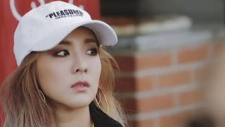 BIGBANG - GIRLFRIEND ft Sandara Park [M/V] - Daragon Series