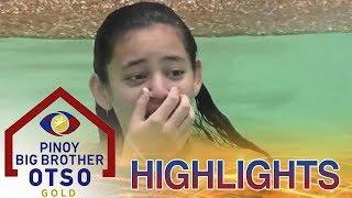 Shami, nabasagan ng easter egg matapos tumalon sa pool | PBB OTSO Gold