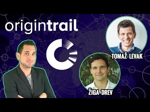OriginTrail | Purpose-Built Protocol for Supply Chains Based on Blockchain | $TRAC