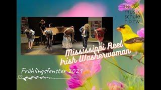 Mississippi Reel, The Irish Washerwoman