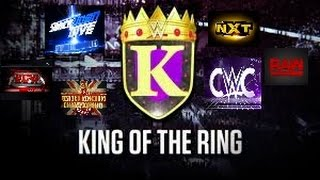 12.3.17 PPV King of The Ring I Episode 59 Part 2 Hauptkampf King Of The Ring Finale Match
