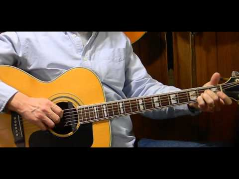 Easy - How to Play I'll Fly Away - Gospel/Christian Guitar Songs - L86