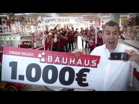 BAUHAUS - Inauguración Valencia (Alfafar) 31 de marzo ¡Sorteamos 20.000€!
