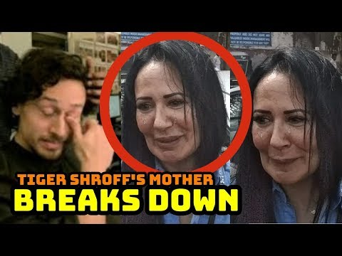 EMOTIONAL Mother Ayesha Shroff BREAKS DOWN Publicly  For Tiger Shroff   Disha Patani   Baaghi 2 Mp3