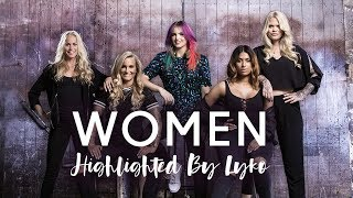 Women Highlighted by Lyko