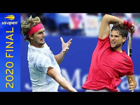 Alexander Zverev vs Dominic Thiem Full Match | US Open 2020 Final