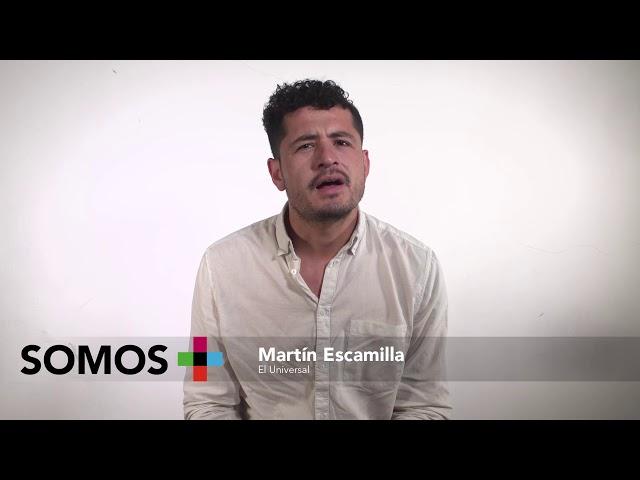 Martin Escamilla. Fotoperiodista #DiasDePandemia