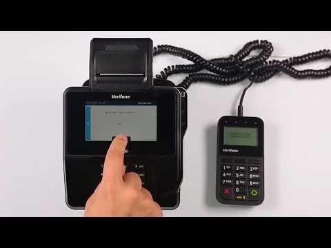 Olivetti Verifone MX 915 ECR - Kasiyer İşlemleri