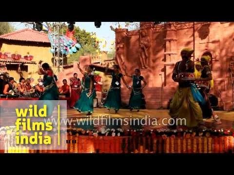 'Dadariya', folk dance of Chhattisgarh
