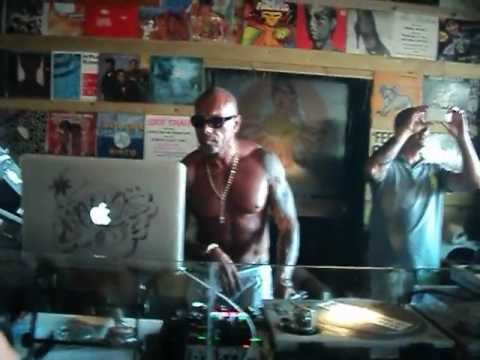David Morales LIVE - Cariocas Beach Bar 22/07/2012 Greece