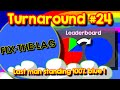 Agario Team Mode Turnaround #24, Last Man Standing 100% Blue, And Fix The Lag video