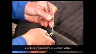VW Clever Repair Oprava sedadel
