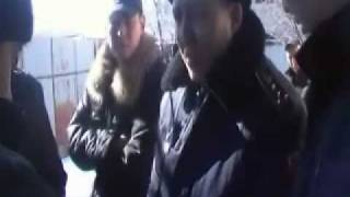 видео Судебный пристав нарушает закон.