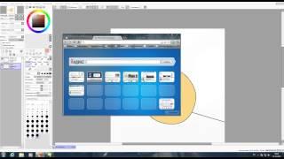 Easy Paint Tool SAI - Урок 1 (обучение основам ретушированию)