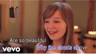 Connie Talbot - Beautiful World (Karaoke Instrumental)