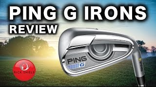 NEW PING G IRONS REVIEW