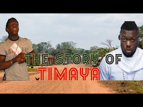 The Story of Timaya - (Before The Fame) - Telli Person