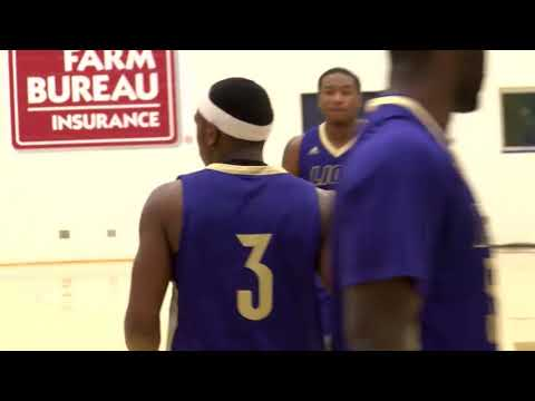 UNA Mens Basketball vs Mississippi College Post Game