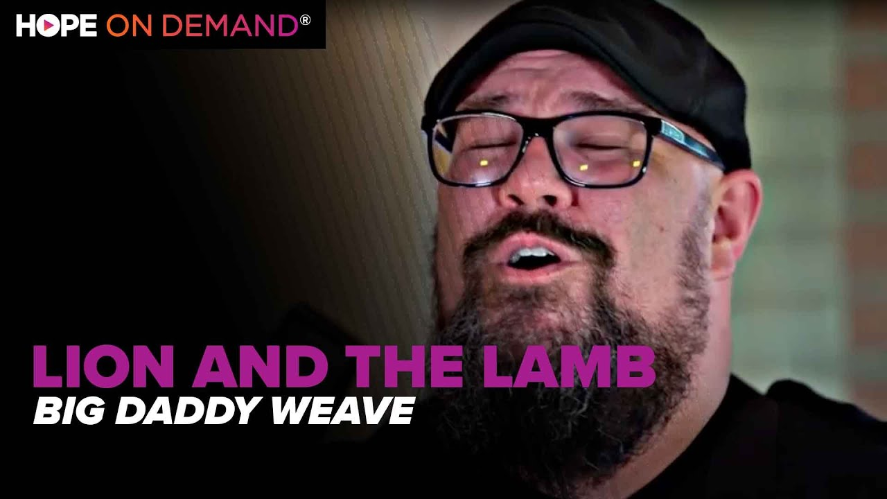 Big Daddy Weave Lion And The Lamb Acoustic