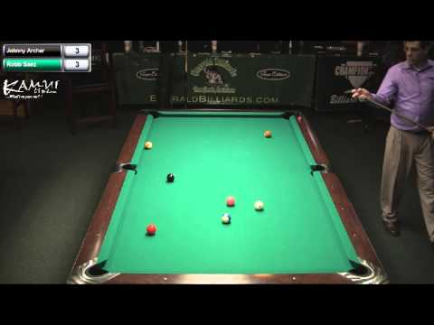 10b_Johnny Archer v Robb Saez Pro Classic Emeralds Semi Final