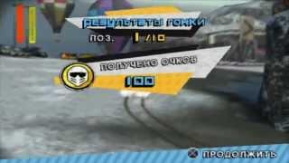 MotorStorm Arctic Edge Walkthrough/Gameplay PS2 HD #1