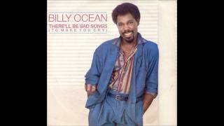 Billy Ocean - There Be Sad Songs (To Make You Cry)