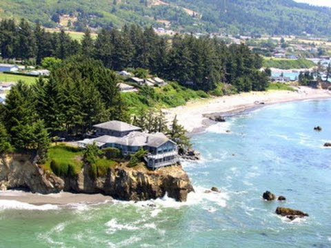 Brookings Oregon Real Estate - Oceanfront Homes For Sale