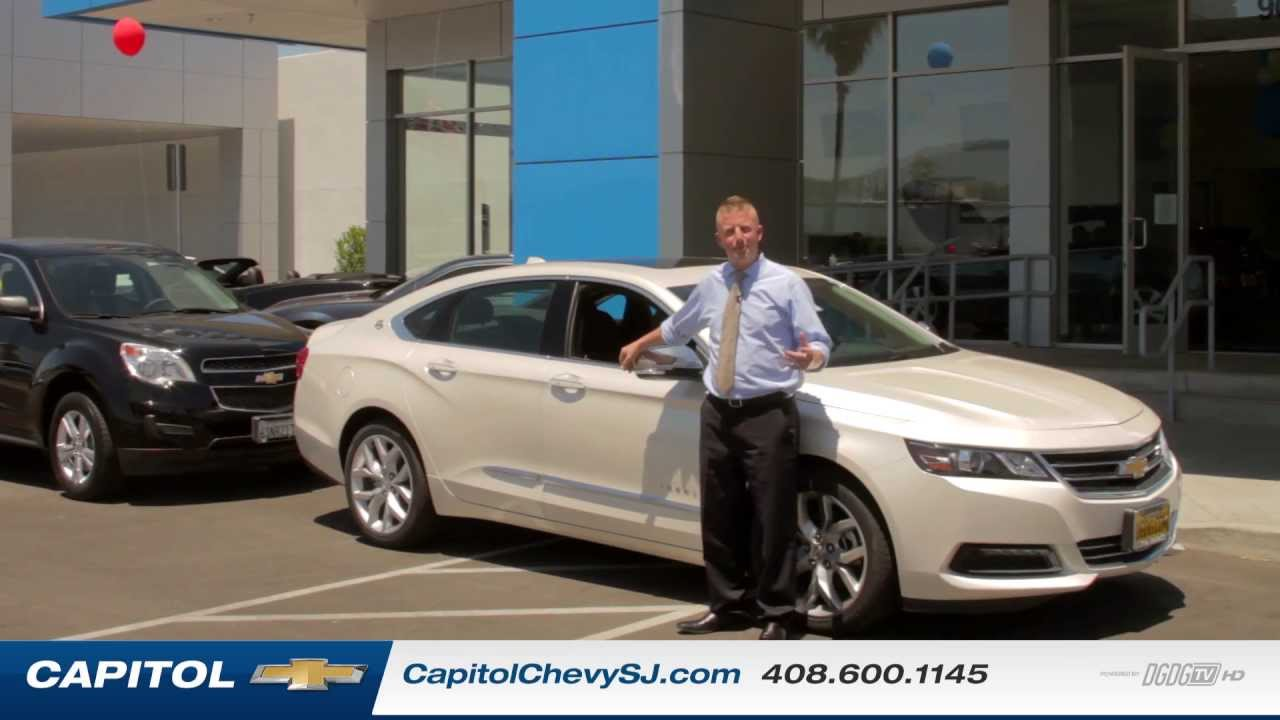 2014 Chevrolet Impala Overview - YouTube