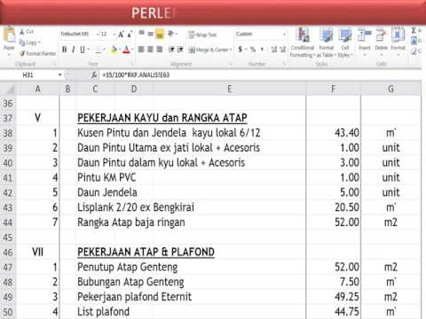 Develop Budget Plan minimalist building area of 36/72  (36 square meters land area 72) Pesona 2016