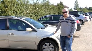 Купили Максимальный Renault Megane с пробегом 260.000 км