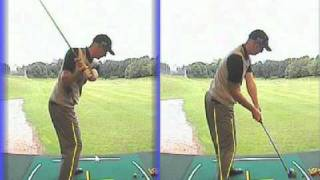 Backswing Golf Lesson | Right Knee Control