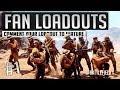FAN FAVOURITE LOADOUTS   Battlefield 1 Gameplay HD