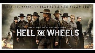 Заставка к сериалу Ад на колёсах / Hell on Wheels Opening Credits