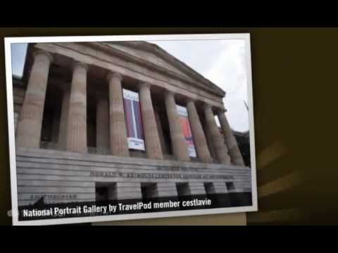 National Portrait Gallery - Washington DC, District of Columbia, United States
