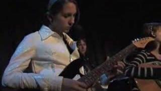 Samba Pa Ti - MonaLisa Twins (Carlos Santana Cover) live!
