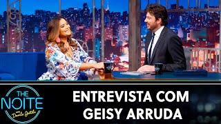 Entrevista com Geisy Arruda | The Noite (17/09/19)
